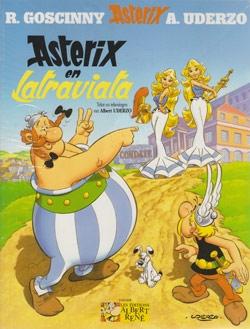 Asterix softcover, Asterix en Latraviata.