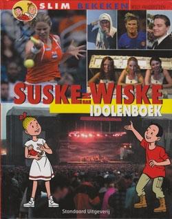 Suske en Wiske Idolenboek (hardcover).