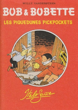 Franse A6 softc- Les piquedunes pickpockets (Italo Suisse).