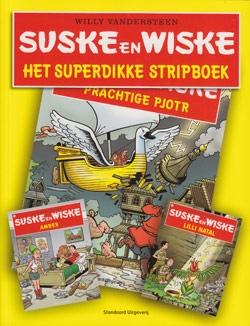 Softcover het superdikke stripboek (Intertoys).