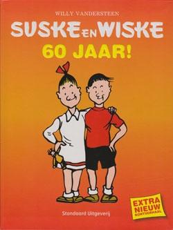 Suske en Wiske softcover 60 jaar !