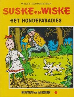 Drentse softcover Het hondeparadies.