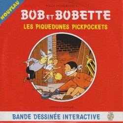 CD-ROM Les piquedunes pickpockets (FR).