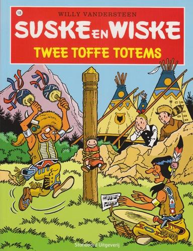 Suske en Wiske softcover nummer: 108. Hertekende cover.