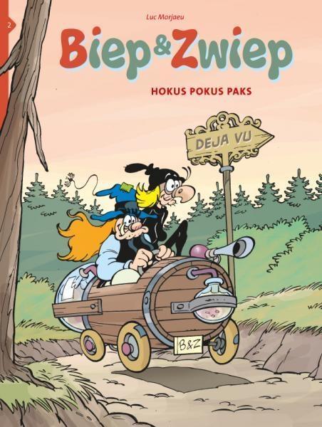 Biep en Zwiep softcover nummer: 2.