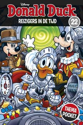 Donald Duck thema pocket, nummer: 22.