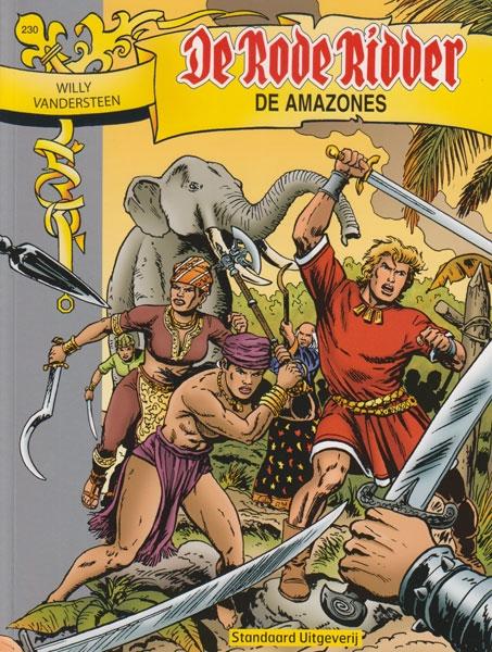 De Rode Ridder softcover nummer: 230.