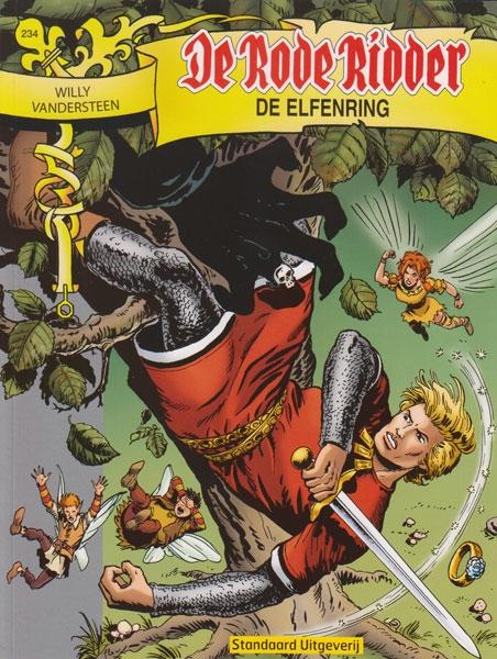 De Rode Ridder softcover nummer: 234.