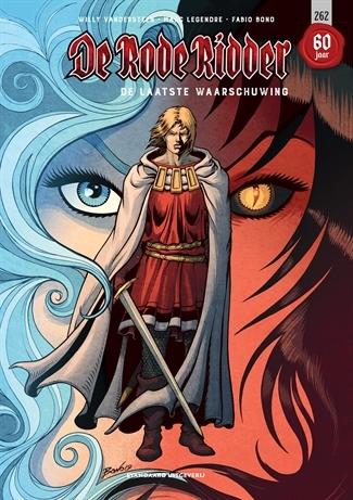 De Rode Ridder softcover nummer: 262.