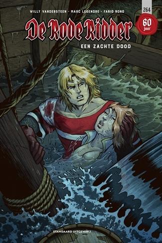 De Rode Ridder softcover nummer: 264.