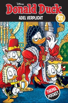 Donald Duck thema pocket, nummer: 27.