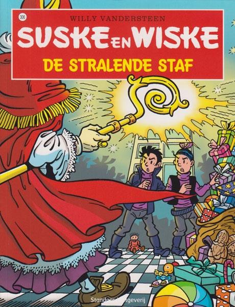 Suske en Wiske softcover nummer: 306. Hertekende cover.