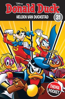 Donald Duck thema pocket, nummer: 31.