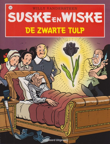 Suske en Wiske softcover nummer: 326. Hertekende cover.
