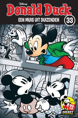 Donald Duck thema pocket, nummer: 33.