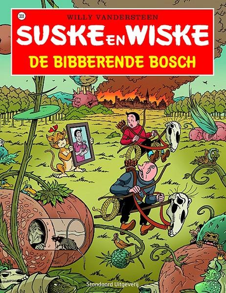 Suske en Wiske softcover nummer: 333. Winter Actie.