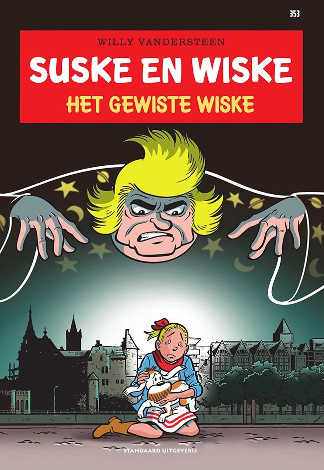 Suske en Wiske softcover nummer: 353. EERSTE DRUK.