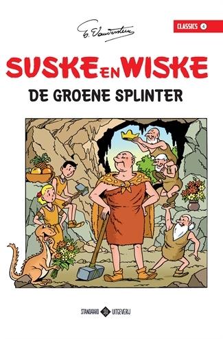 Suske en Wiske Softover, Classics nummer: 4.