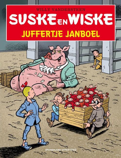 S & W, in het kort: Juffertje janboel.