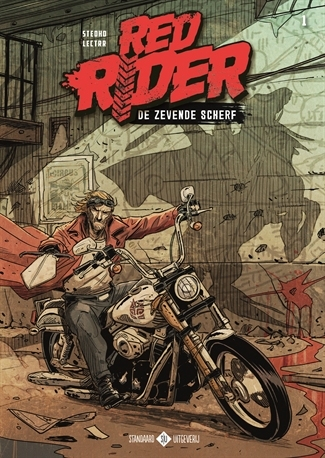 Red Rider softcover nummer 1: