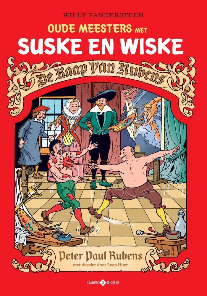 Suske en Wiske softcover, Oude Meesters, De raap van Rubens.