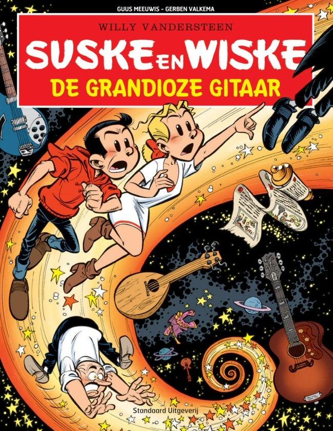 Suske en Wiske softcover set, SOS kinderdorpen NL (6x, 2016)