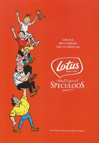 Suske en Wiske softcover setje NL / FR, Lotus Speculoos.