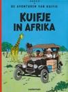 Kuifje softcover Kuifje in Afrika.