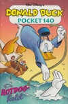 Donald Duck pocket softcover nummer: 140.