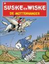 Suske en Wiske softcover nummer: 142. Hertekende cover.