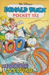 Donald Duck pocket softcover nummer: 152.