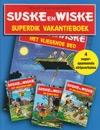 Softcover superdik vakantieboek (LIDL).