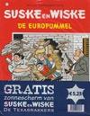 Suske en Wiske softcover nummer: 273 + Zonnescherm.