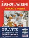 Suske en Wiske softcover nummer: 211 + Zonnescherm.