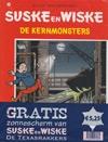 Suske en Wiske softcover nummer: 266 + Zonnescherm.