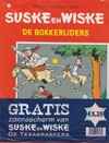 Suske en Wiske softcover nummer: 136 + Zonnescherm.