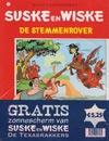 Suske en Wiske softcover nummer: 84 + Zonnescherm.