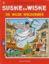 Suske en Wiske softcover nummer: 104. (licht) beschadigd.