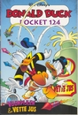 Donald Duck pocket softcover nummer: 124.