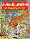 Suske en Wiske softcover nummer: 116. Hertekende cover.