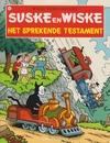 Suske en Wiske softcover nummer: 119. Hertekende cover.