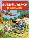 Suske en Wiske softcover nummer: 126. Hertekende cover.