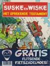 Suske en Wiske softcover nummer: 119 + Fietszadelhoes