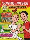 Suske en Wiske softcover Vakantieboek 2011.