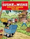Suske en Wiske softcover nummer: 334. Hertekende cover.