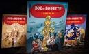 Bob et Bobette softcover trilogie: Le Labyrinthe du Lion.