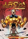 J.ROM Force of Gold, Softcover, Nummer 5.