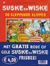 Suske en Wiske softcover nummer: 95 + Frisbee.