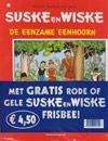 Suske en Wiske softcover nummer: 213 + Frisbee.