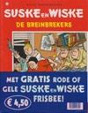 Suske en Wiske softcover nummer: 282 + Frisbee.